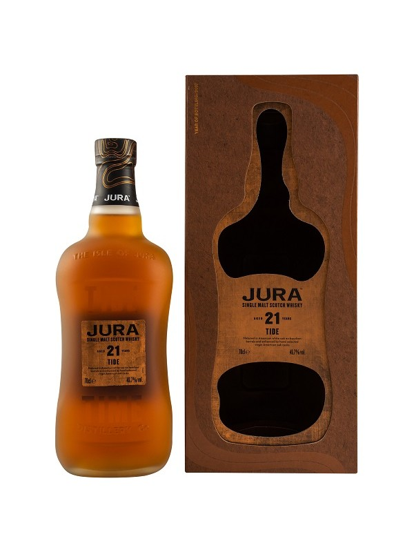 Jura 21 Jahre Tide and Time