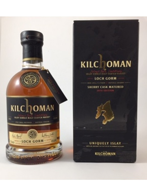 Kilchoman Loch Gorm 2019 - limitiert!