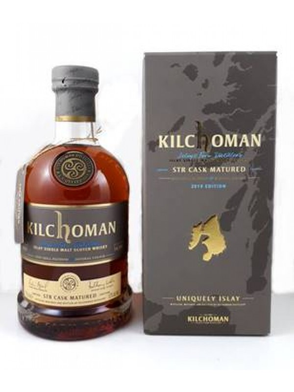 Kilchoman STR Cask Matured - limitiert!