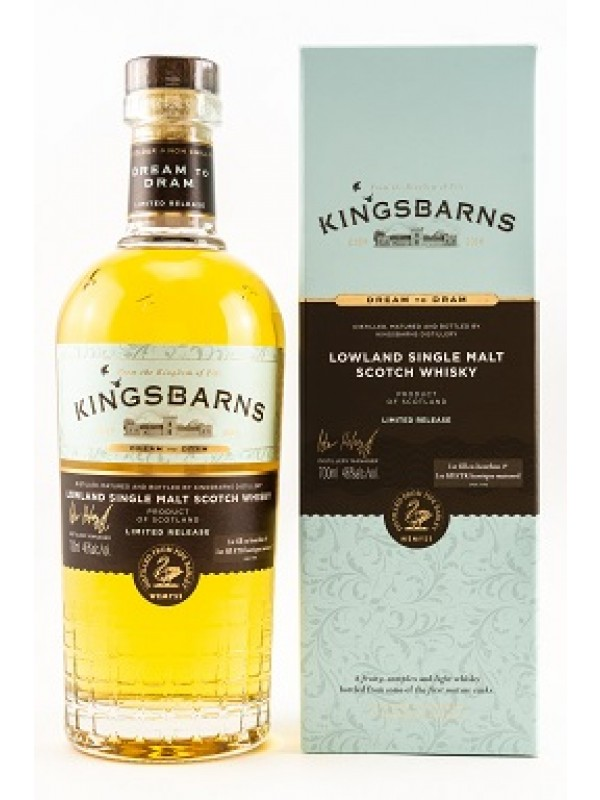 Kingsbarns Dream to Dram - limitiert
