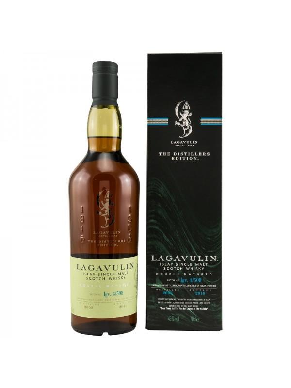 Lagavulin Distillers Edition 2003 / 2019