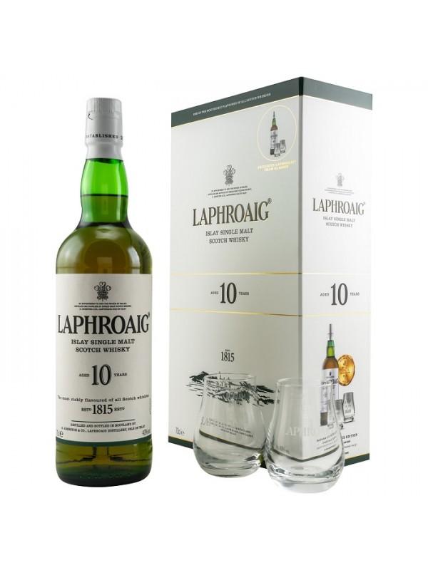 Laphroaig 10 Jahre - 2 Gläser