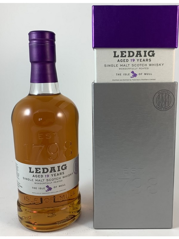 Ledaig 19 Jahre Oloroso Cask Finish Collectors