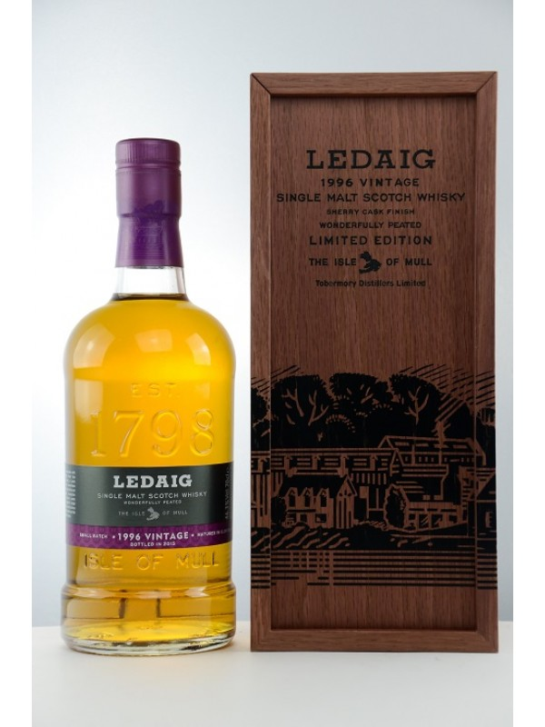 Ledaig Vintage 1996 / 2015 - Sherry Cask Finish