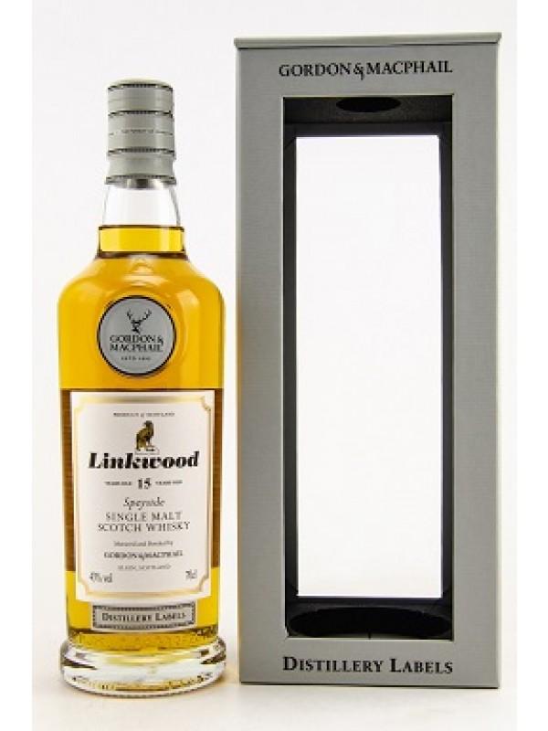 Linkwood 15 Jahre Gordon & MacPhail New Range