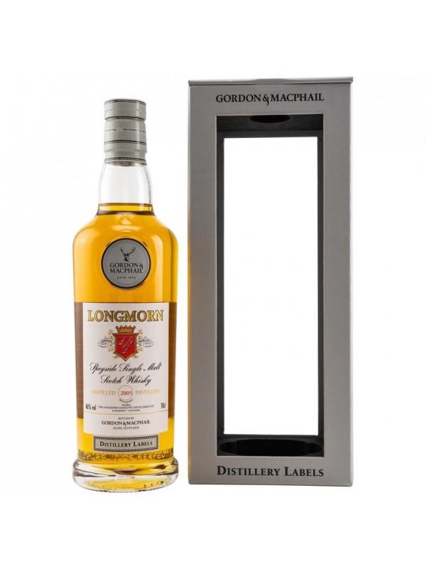 Longmorn 2005 / 2020 Gordon & MacPhail Distillery Labels
