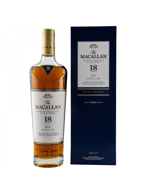 Macallan 18 Jahre Double Cask