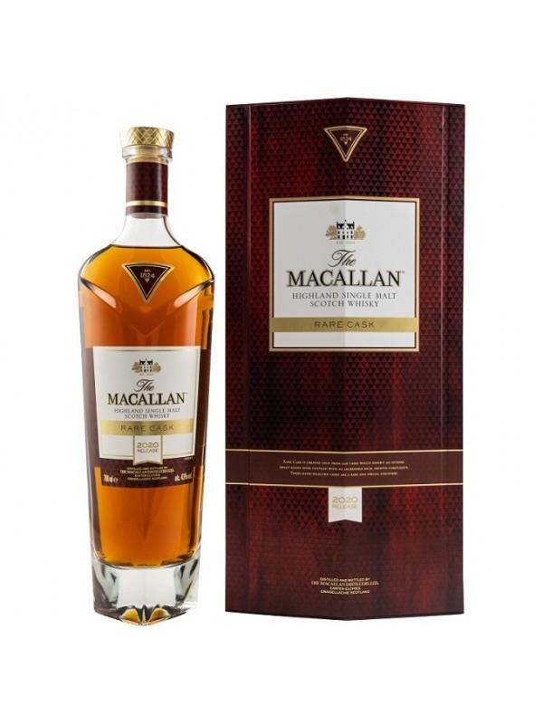 Macallan Rare Red - Batch No. 1 - 2020 Release