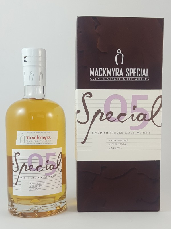 Mackmyra Special 05 Happy Hunting Autumn 2010