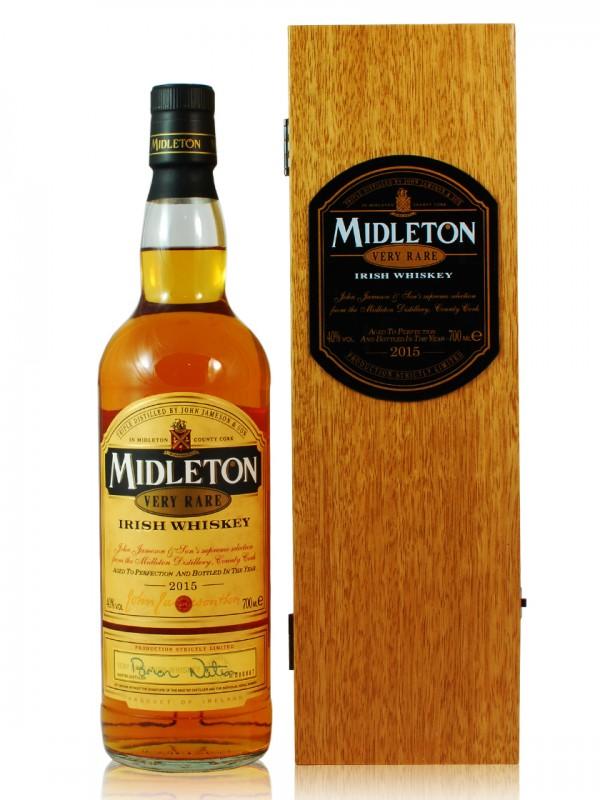 Midleton 2015 Very Rare