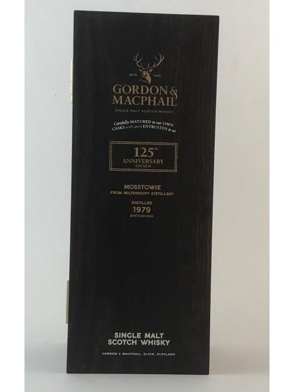 Mosstowie 1979 / 2020 40 Jahre Gordon & MacPhail 125th Anniversary - Rarität