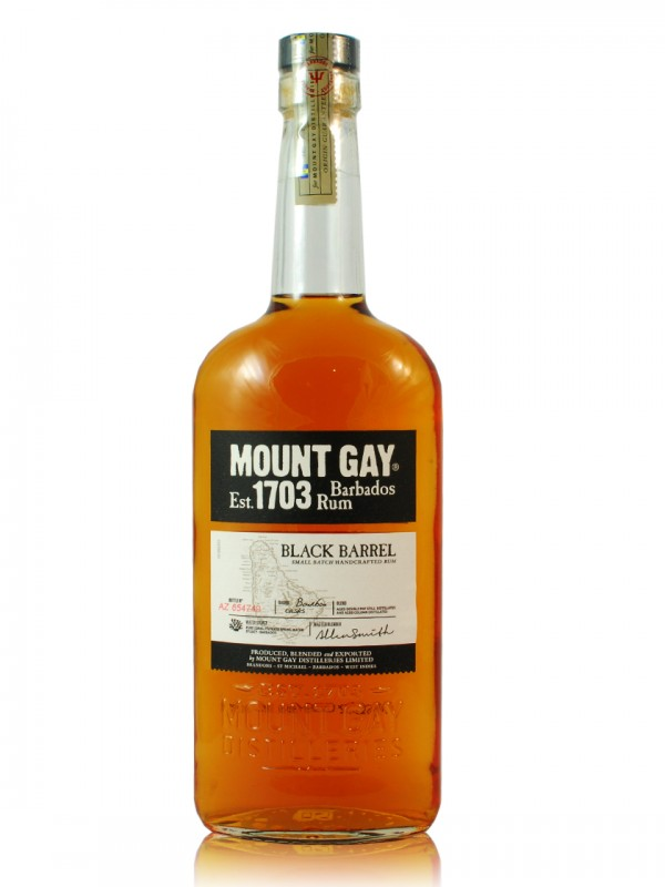 Mount Gay Black Barrel