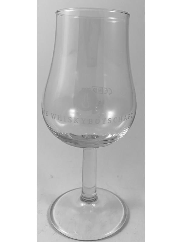 Nosing-Glas Die Whiskybotschaft