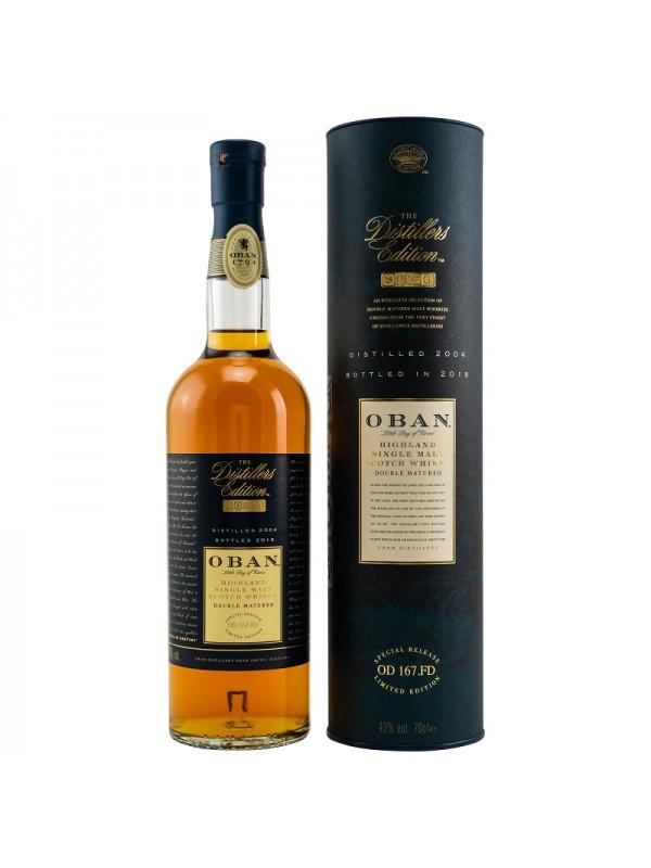 Oban Distiller's Edition 2004 / 2018