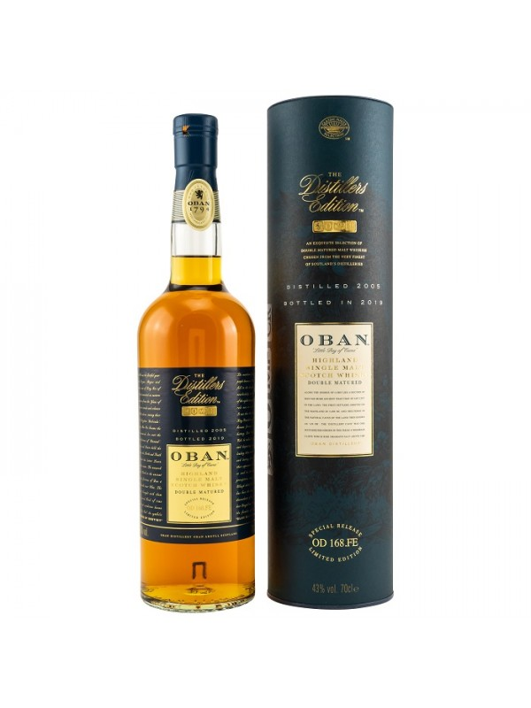 Oban Distiller's Edition 2005 / 2019