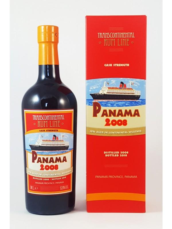 Panama Transcontinental Rum Line 2008 / 2018