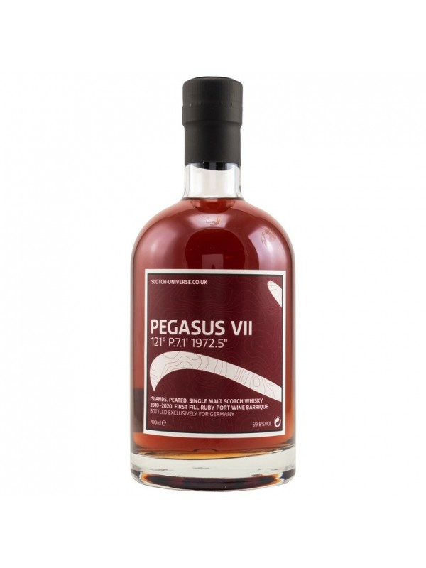 Pegasus VII 2011 / 2021 Scotch Universe