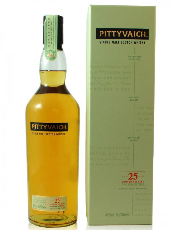 Pittyvaich 25 Jahre - Lost Distillery