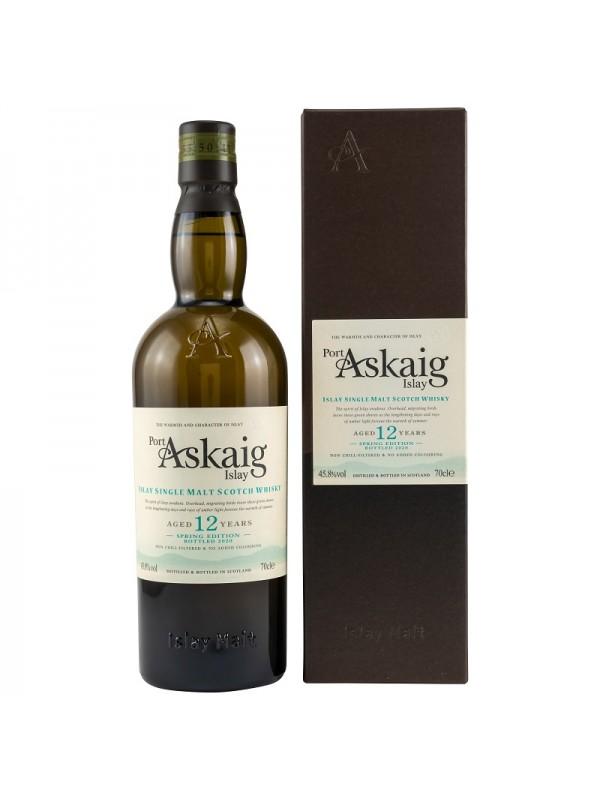 Port Askaig 12 Jahre 2007 / 2020 Spring Edition - limitiert