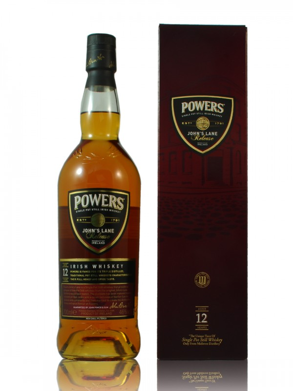 Powers 12 Jahre John´s Lane Release