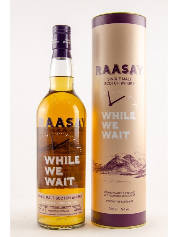 Raasay While We Wait 2018 Release