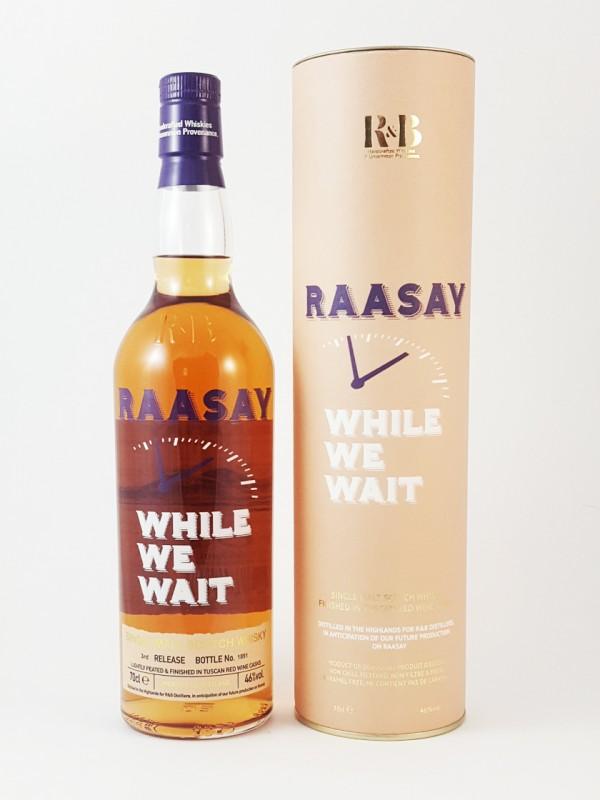 Raasay While We Wait 3rd Release