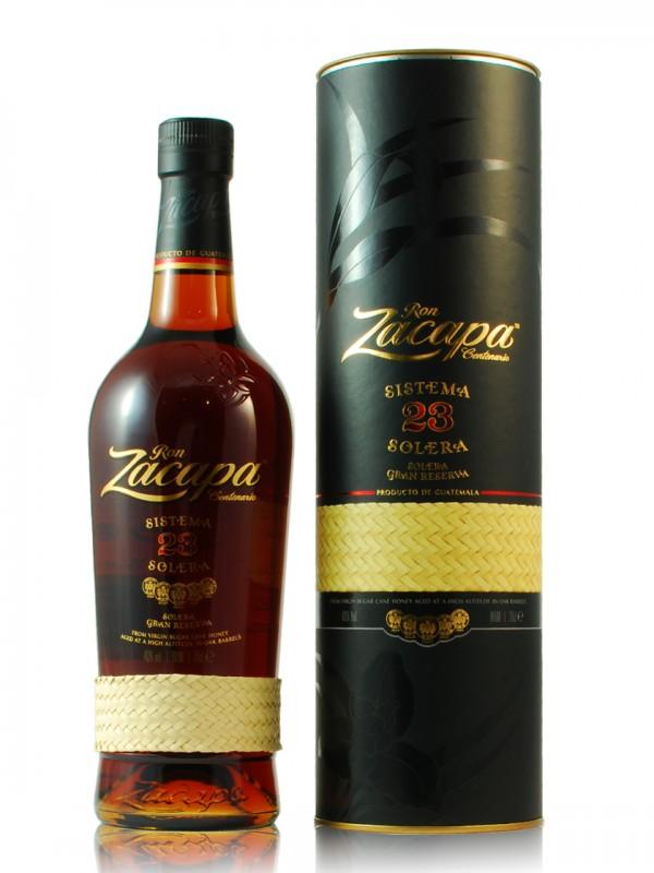 Zacapa Solera 23