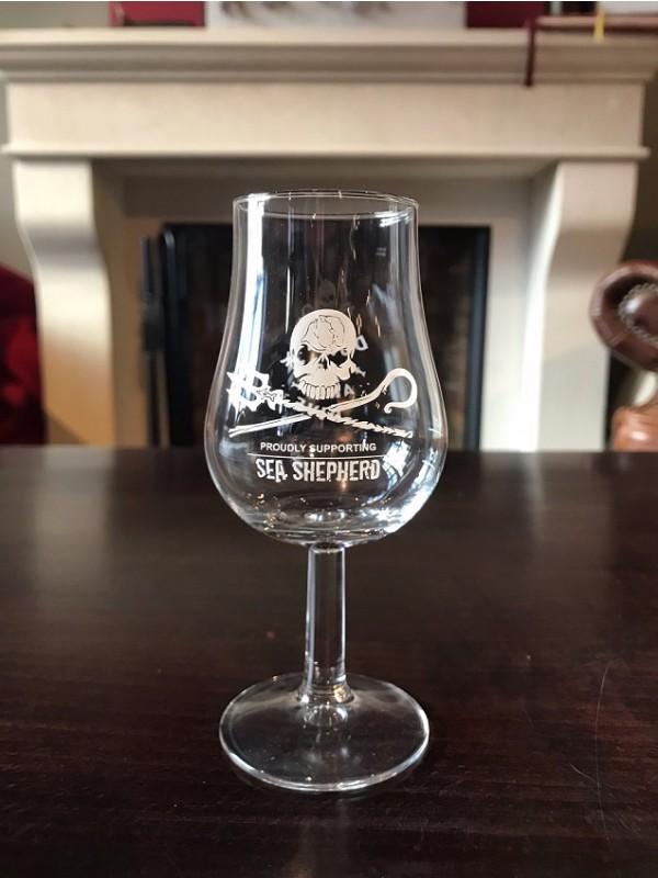 Nosing-Glas Sea Shepherd