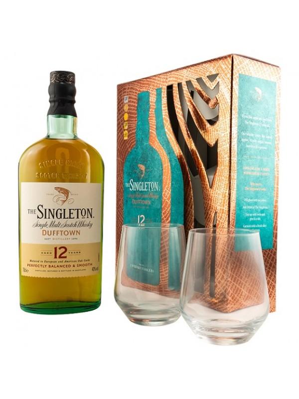 The Singleton of Dufftown 12 Jahre (inkl. 2 Gläser)