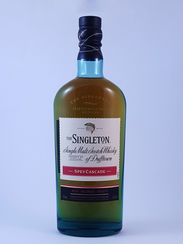 The Singleton of Dufftown Spey Cascade
