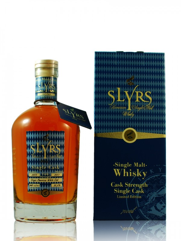 Slyrs Single Cask Edit. 2017 CS
