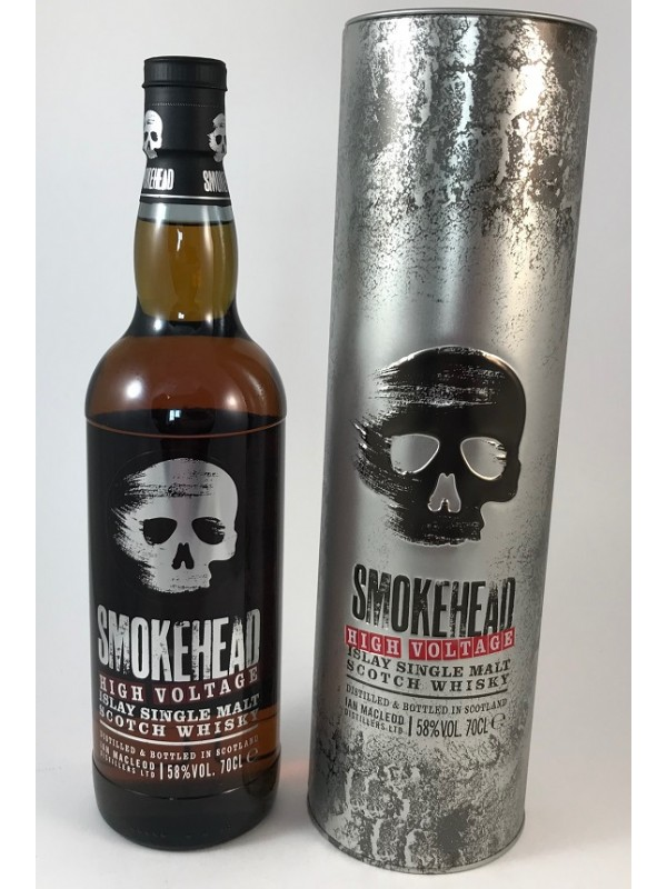 Smokehead High Voltage Totenkopf