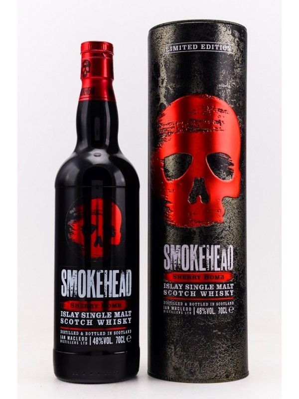Smokehead Sherry Bomb Limited Edition