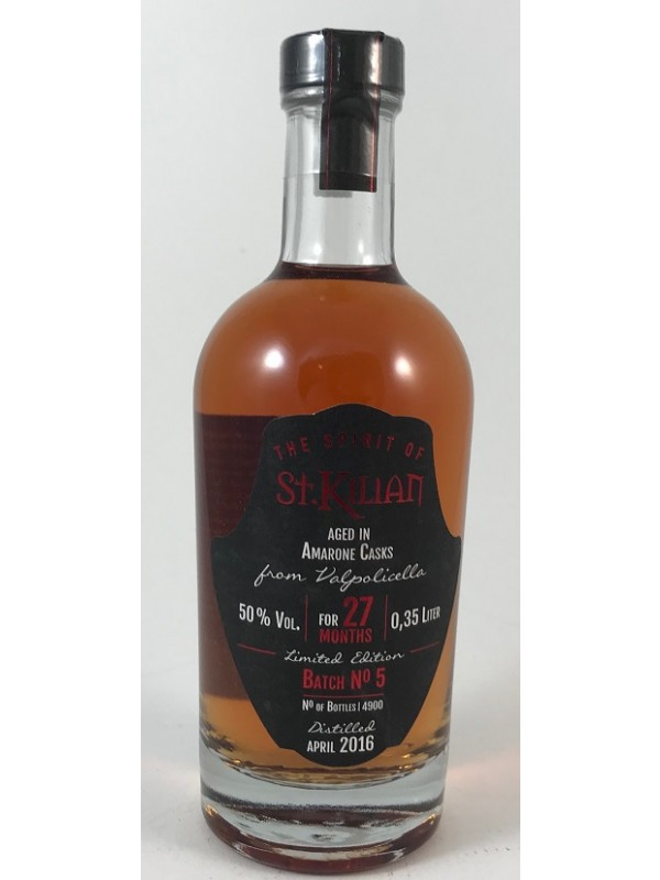 St. Kilian Batch No.5 Limited Edition
