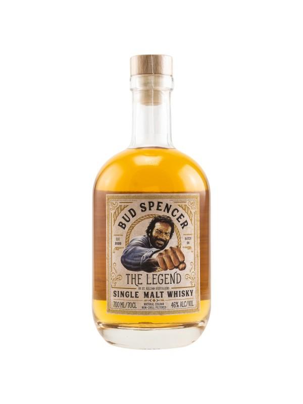 """St. Kilian - Bud Spencer """"The Legend"""" Single Malt"""