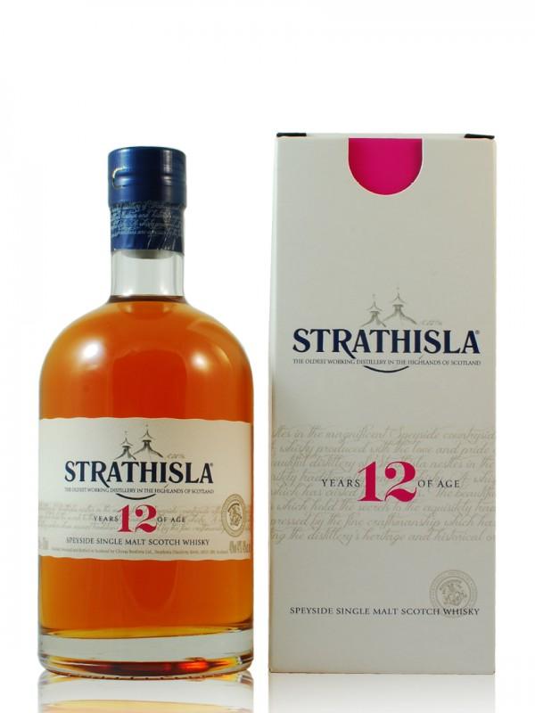 Strathisla 12 Jahre