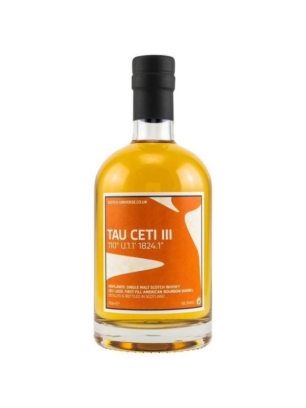Tau Ceti III 2011 / 2020 Scotch Universe