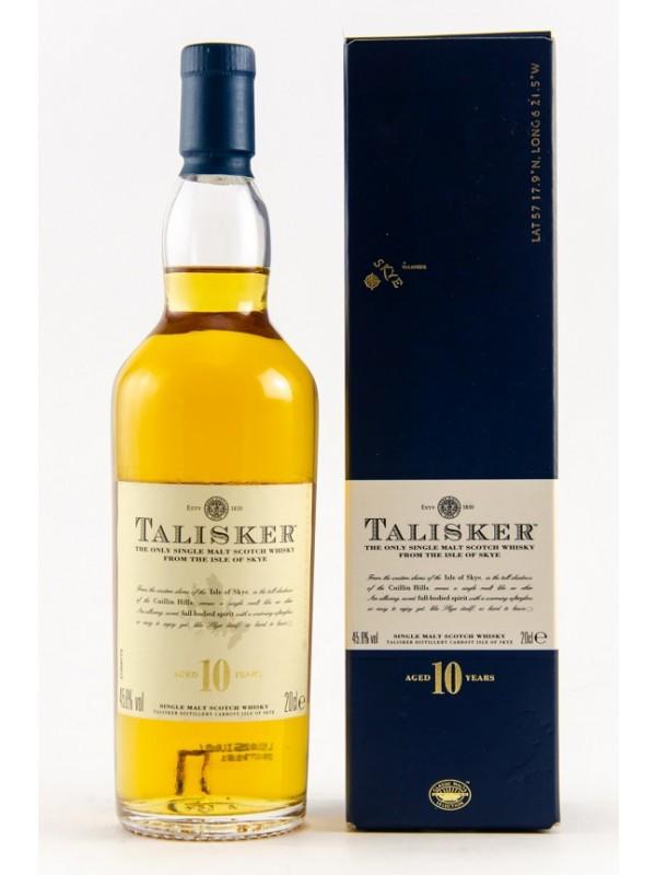 Talisker 10 Jahre - 200 ml