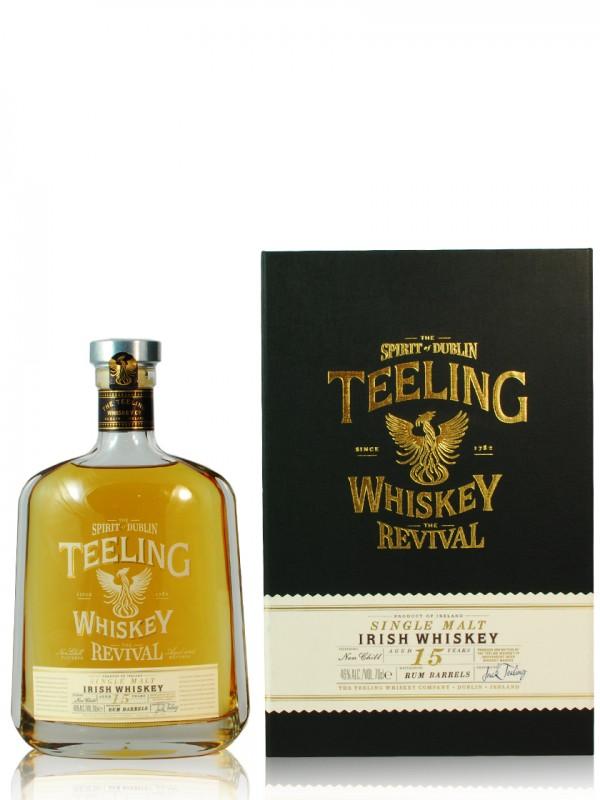 Teeling 15 Jahre 2015 Revival Rum Cask