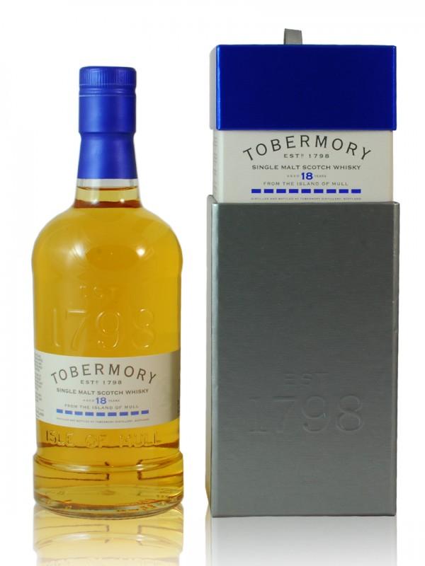 Tobermory 18 Jahre