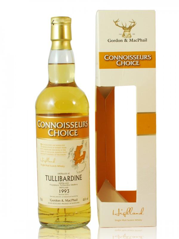 Tullibardine 18 Jahre 1993 / 2011 Gordon & MacPhail