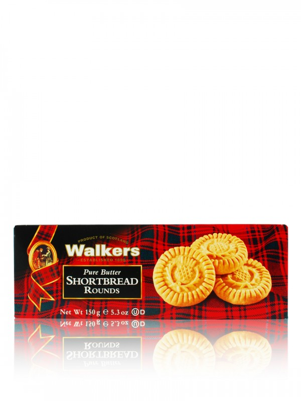 Walkers Shortbread Rounds