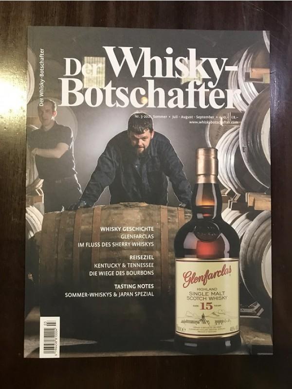 Der Whiskybotschafter - Q3 2021