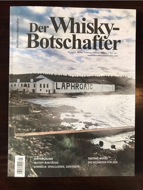 Der Whiskybotschafter - Q1 2021