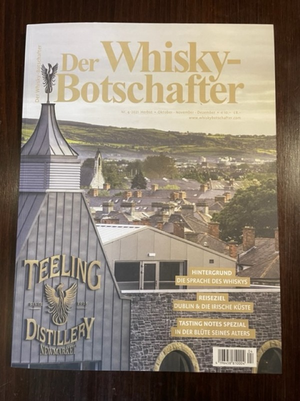Der Whiskybotschafter - Q4 2021