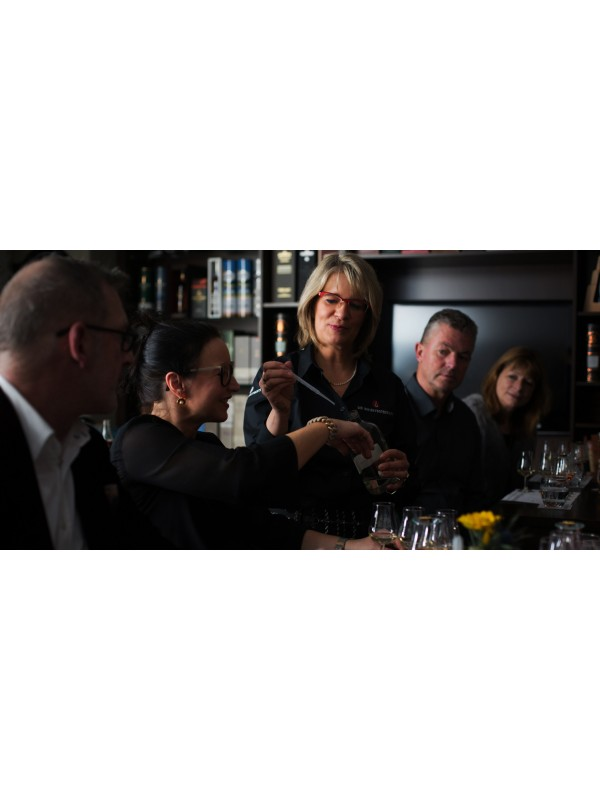 Whisky Tasting - Reise durch Schottland mit Chantalle Seidler am 24.04.2020