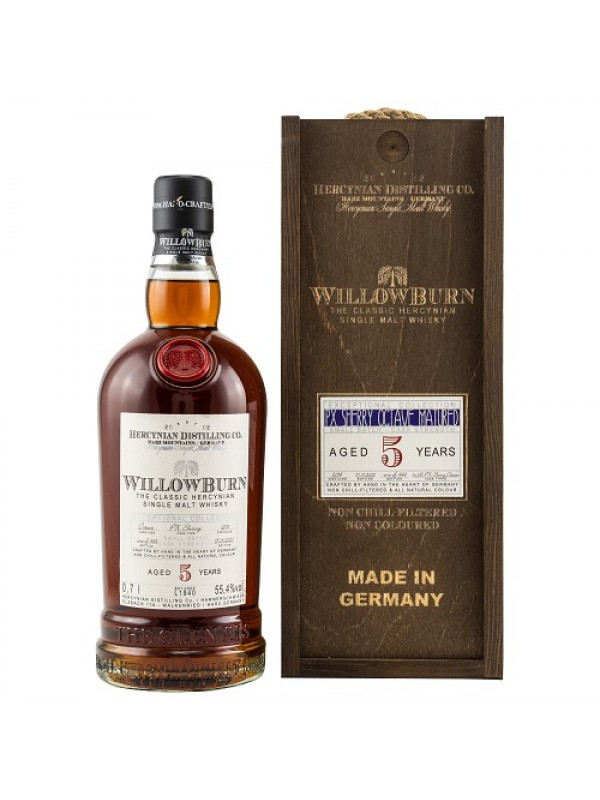 Willowburn 2014 / 2020 PX Sherry Octave Cask CS (Elsburn)