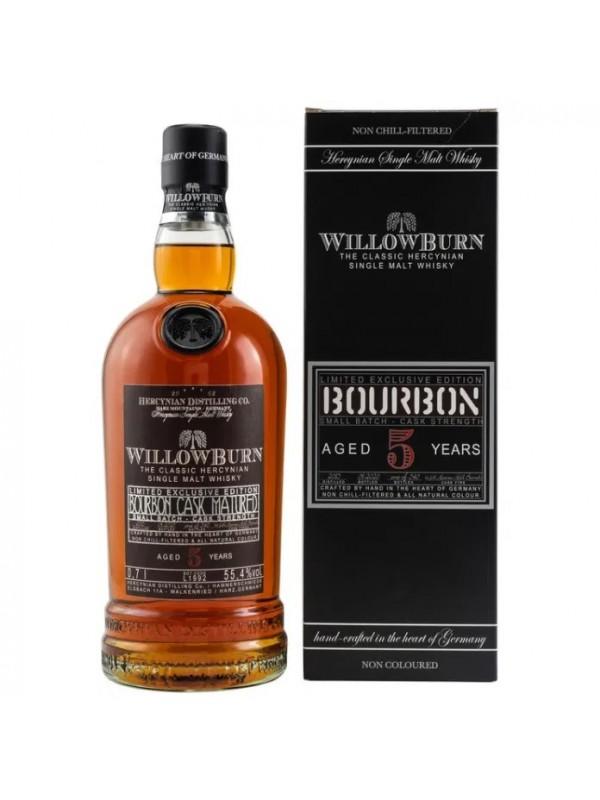 Willowburn 2015 / 2020 Bourbon Cask CS (Elsburn)