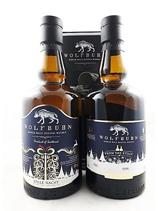 Wolfburn Stille Nacht - Weihnachtsabfüllung