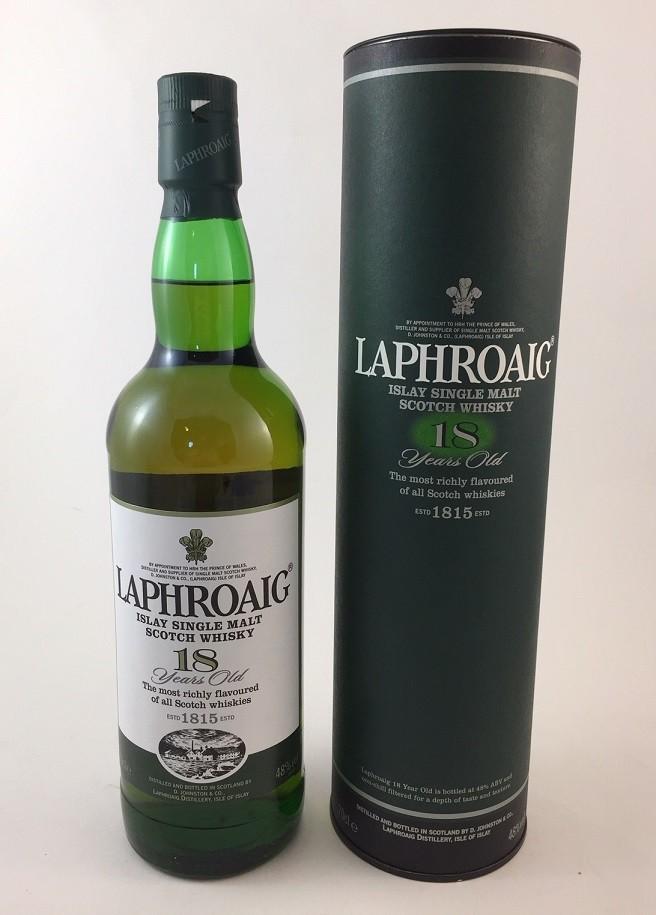 Laphroaig 18 Jahre grün